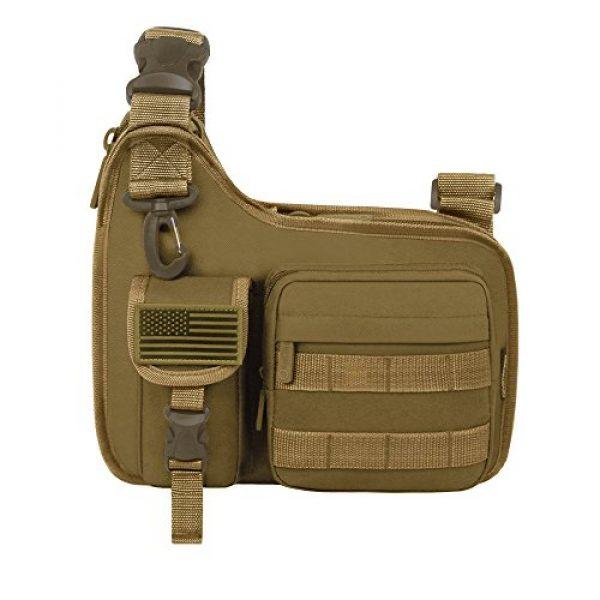 East West U.S.A Tactical Backpack 1 East West U.S.A RT518 Tactical Shoulder Sling Gun Range Holsters Cases Utility Bag