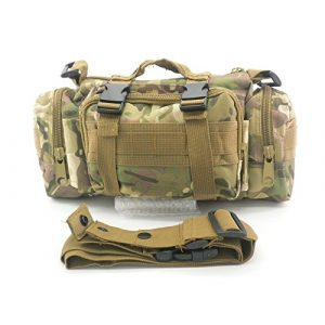 Acme Approved Tactical Backpack 1 Acme Approved Durable 600D Waterproof Fablic Utility 3P Military Tactical Duffle Waist Bags (CP Camo)