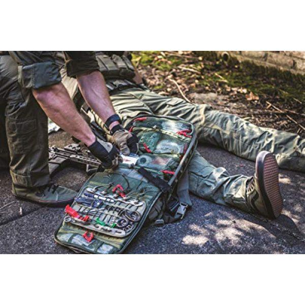 TACOPS Tactical Backpack 2 M-9 Assault Medical Backpack (Ranger Green)