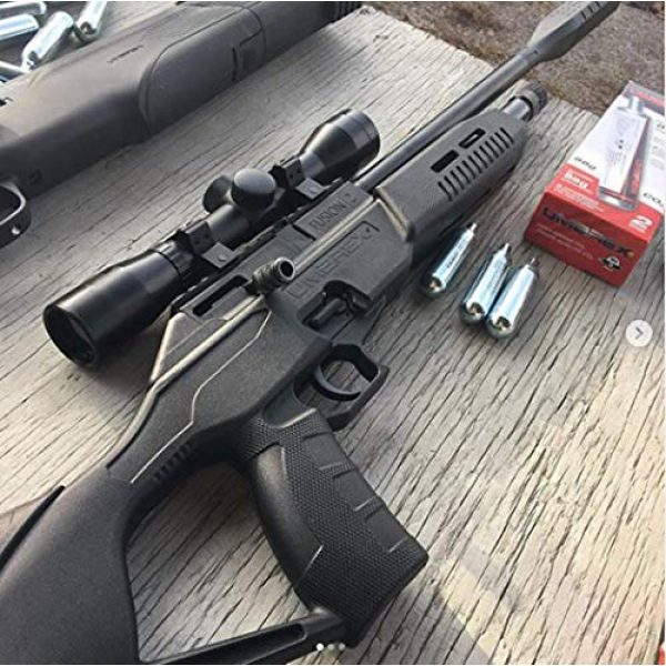 Umarex Air Rifle 7 Umarex Fusion .177 Caliber Pellet Gun Air Rifle
