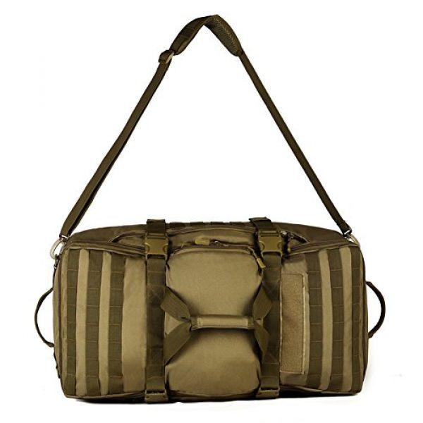 Huntvp Tactical Backpack 2 Huntvp 60L Tactical Military Backpack Gear Sport Outdoor Assault Pack Rucksack Bag For Hunting Camping Trekking Travel