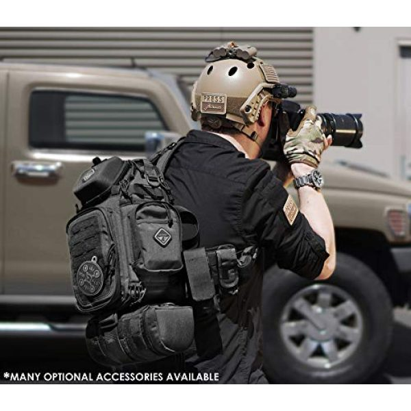 HAZARD 4 Tactical Backpack 2 HAZARD 4 Freelance(TM) Drone Edition Tactical Sling-Pack