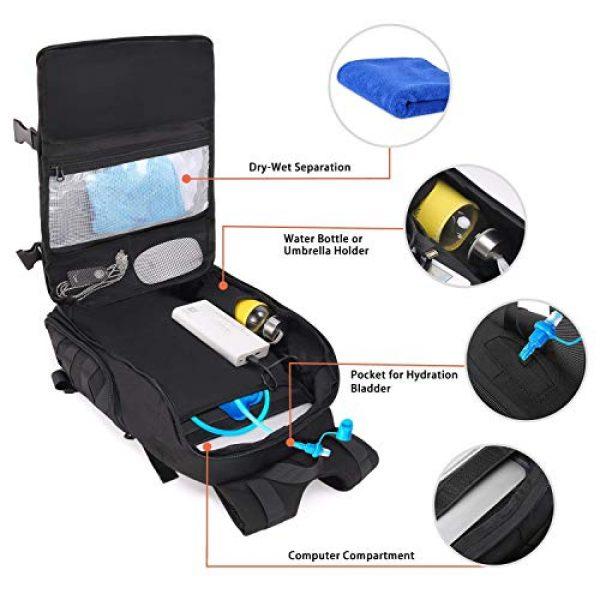 MOSISO Tactical Backpack 2 MOSISO Tactical Backpack & Slingbag
