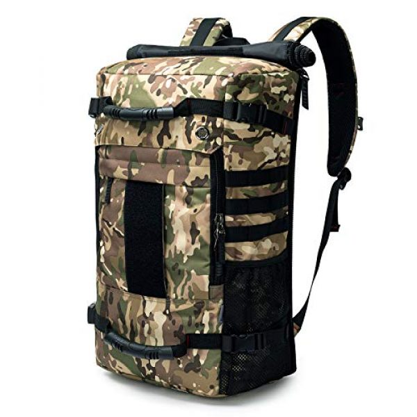 Mardingtop Tactical Backpack 1 Mardingtop 40L Duffle Backpack Molle Travel Sports Gym Carry-On Bag for Men Women