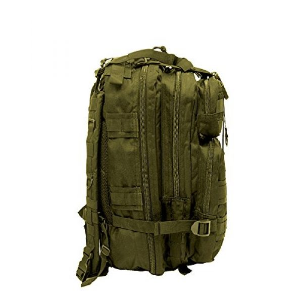 World Famous Sports Tactical Backpack 2 World Famous Sports Tactical Transport Backpack