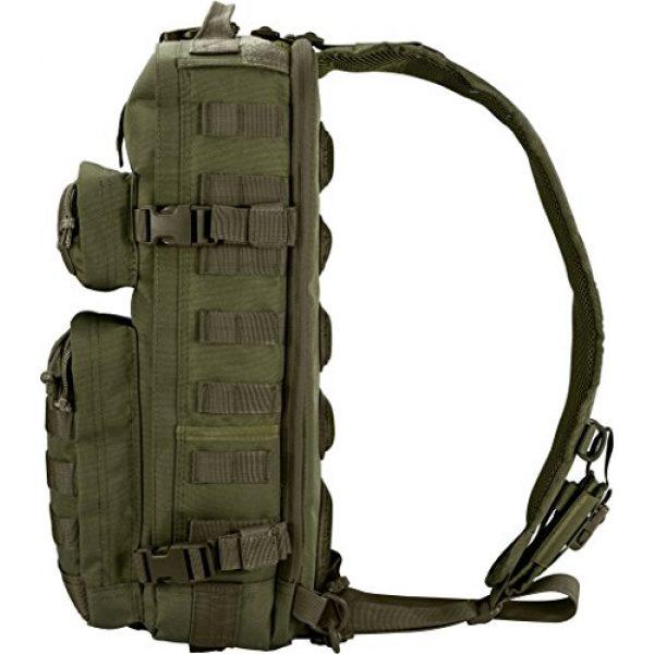 BARSKA Tactical Backpack 4 BARSKA Loaded Gear GX-300 Tactical Sling Backpack