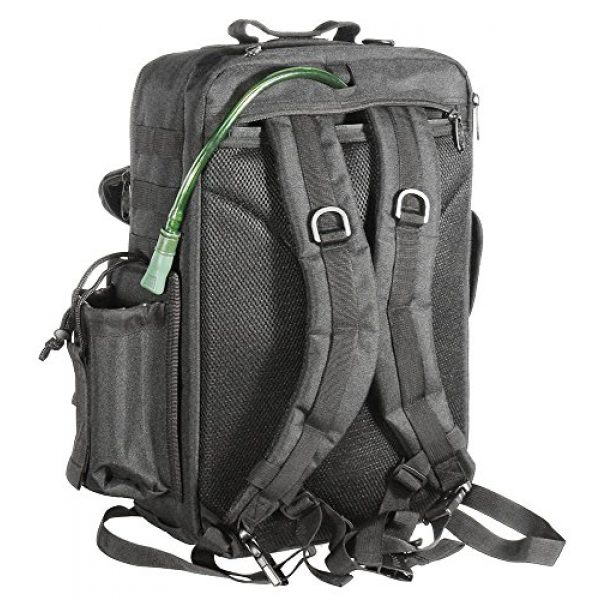UTG Tactical Backpack 2 UTG All Environment Molle 3-Day Rapid Deployment Pack