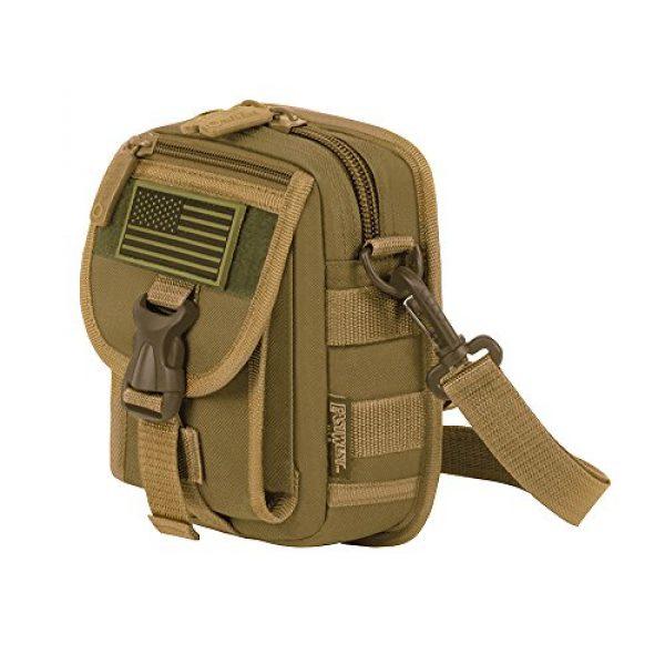 East West U.S.A Tactical Backpack 2 East West U.S.A RT520 Tactical Molle Pouch Waist Belt Utility Gadget Bag
