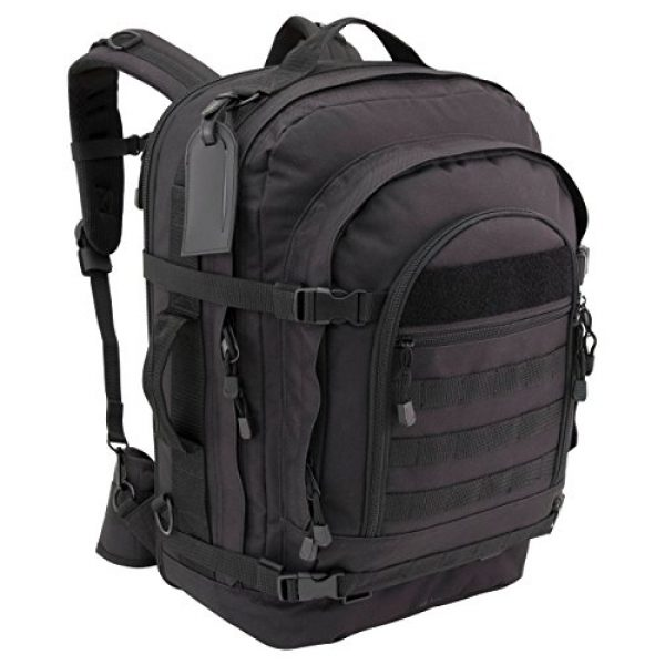 Mercury Tactical Gear Tactical Backpack 1 Mercury Tactical Gear Blaze Bugout Bag with Hydration Pack