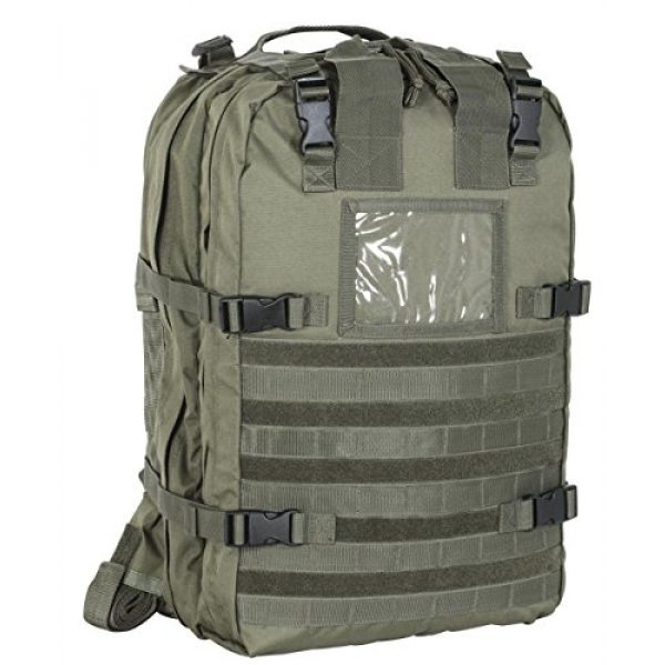 VooDoo Tactical Tactical Backpack 3 VooDoo Tactical New Jumpable Medical Backpack, Field Med Pack