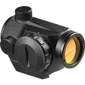BARSKA Rifle Scope 1 BARSKA 1X20mm Red Dot Compact Riflescope