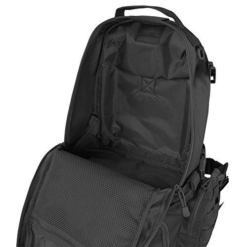 Condor Tactical Backpack 5 Condor Elite Titan BackPack, Black