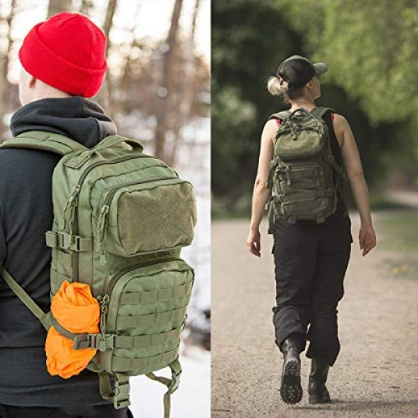 YoKelly Tactical Backpack 7 YoKelly Tactical Backpack Military Army Molle Backpack for Trekking