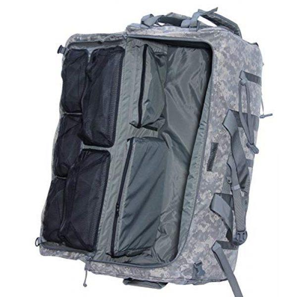ForceProtector Gear Tactical Backpack 6 Lightfighter Loadout Bag, ABU