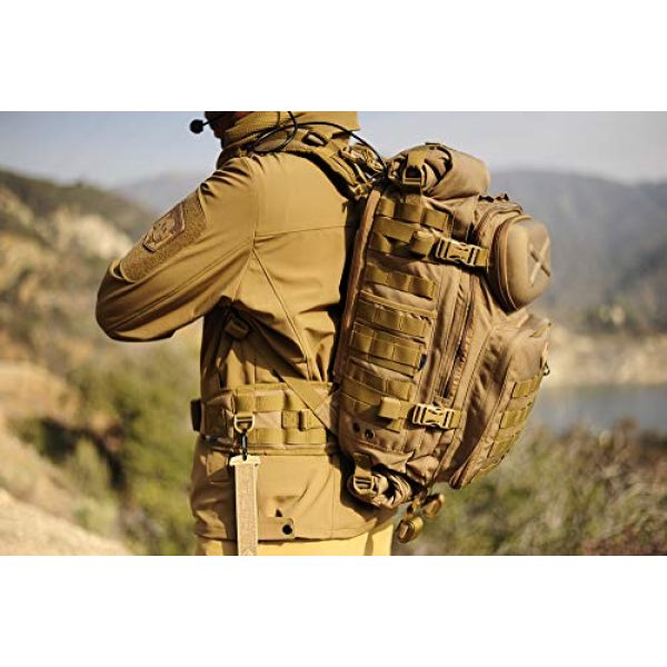 HAZARD 4 Tactical Backpack 4 HAZARD 4 Overwatch(R) Rifle Carry Roll-Pack