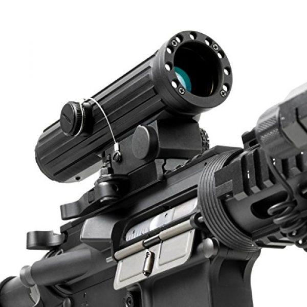 NcSTAR Rifle Scope 5 NcSTAR VISM Lio Scope-4X34mm with Nav Led Lights/QR Mount