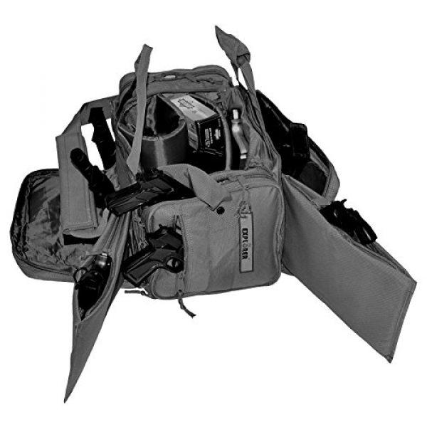 Explorer Tactical Backpack 6 Explorer Tactical Range Ready Bag 18-Inch Woodland Digital