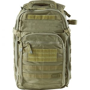 5.11 Tactical Backpack 1 5.11 Tactical All Hazards Prime Backpack, 29 Liters Capacity, Laptop Compartment, Style 56997, Sandstone