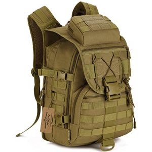 ArcEnCiel Tactical Backpack 1 ArcEnCiel Tactical Backpack Military Army 3 Day Assault Pack - Rain Cover Included