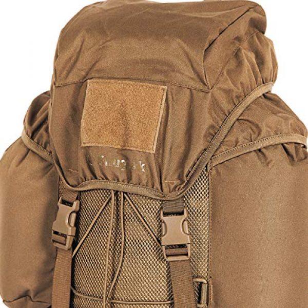 Snugpak Tactical Backpack 5 Snugpak Sleeka Force Backpack, Daypack with 2 Side Compartments, 35 Liter