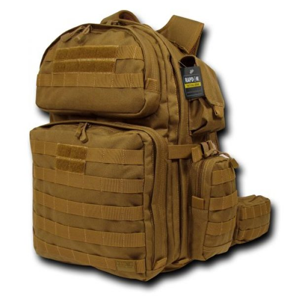 RAPDOM Tactical Backpack 1 RAPDOM Tactical Rex Assault Pack