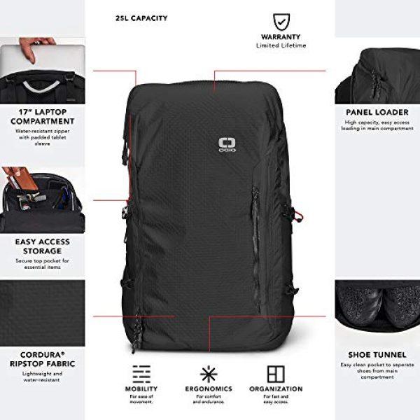OGIO Tactical Backpack 4 OGIO Fuse 25L Lightweight Backpack