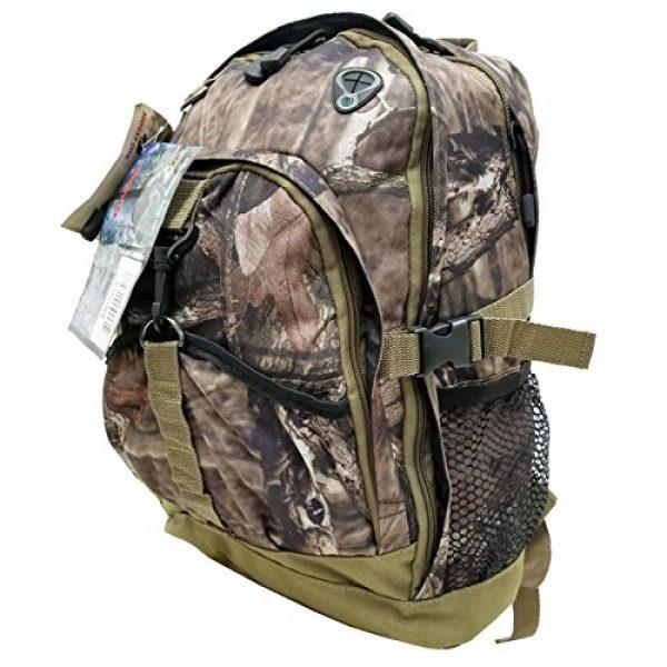 Explorer Tactical Backpack 2 Explorer Mossy Oak Backpack, 17-Inch