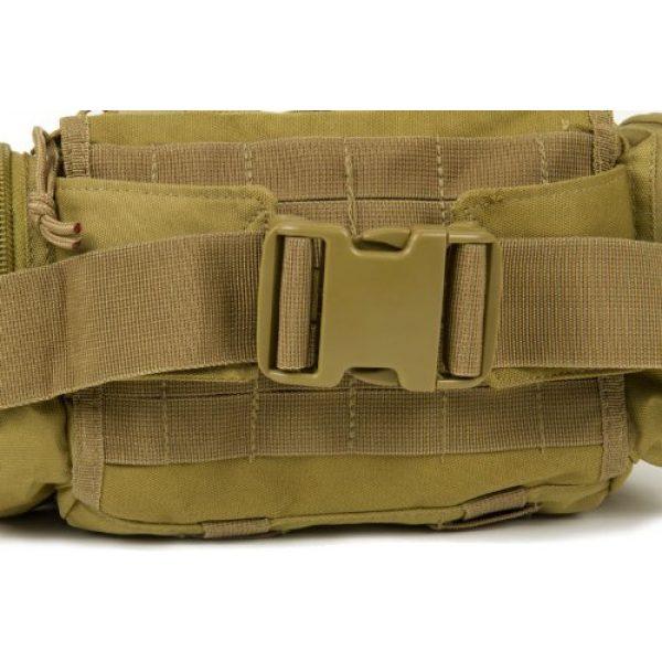Red Rock Outdoor Gear Tactical Backpack 3 Red Rock Outdoor Gear Deployment Waist Bag, Coyote