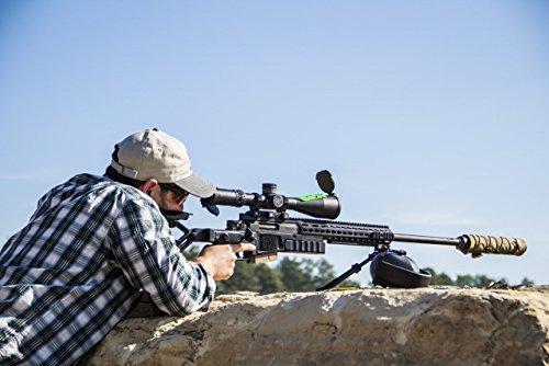 NightForce Rifle Scope 7 Nightforce ATACR 4-16x42 F1 ZH .1mrad Illum PTL H59 C573
