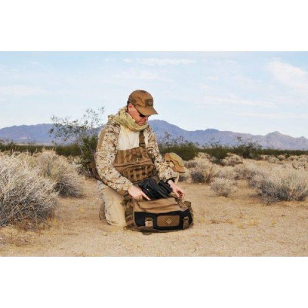 HAZARD 4 Tactical Backpack 4 Defense Courier(TM) Laptop-Messenger Bag w/MOLLE by Hazard 4(R)