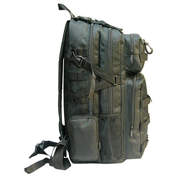Nexpak Tactical Backpack 5 Nexpak Tactical Military Camping Hiking Outdoor Backpack w/MOLLE straps