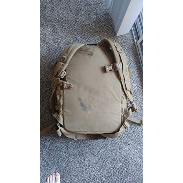 Spec.-Ops. Brand Tactical Backpack 1 Spec Ops SO100280111-T T.H.E. Pack Tactical Backpack, Coyote Brown