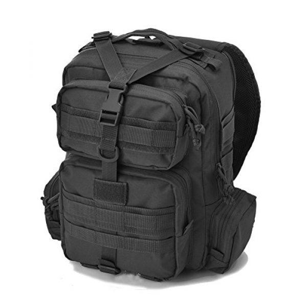REEBOW GEAR Tactical Backpack 4 REEBOW Tactical Sling Bag Pack Military Sling Backpack Assault Range Bag