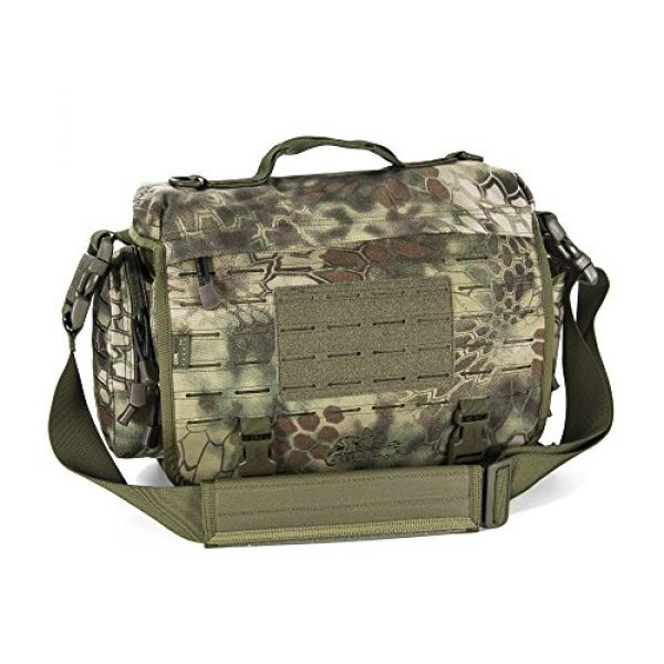 Direct Action Tactical Backpack 1 Direct Action Messenger Tactical Bag 10 Liter Capacity, Ideal for Laptop, ipad or Tablet