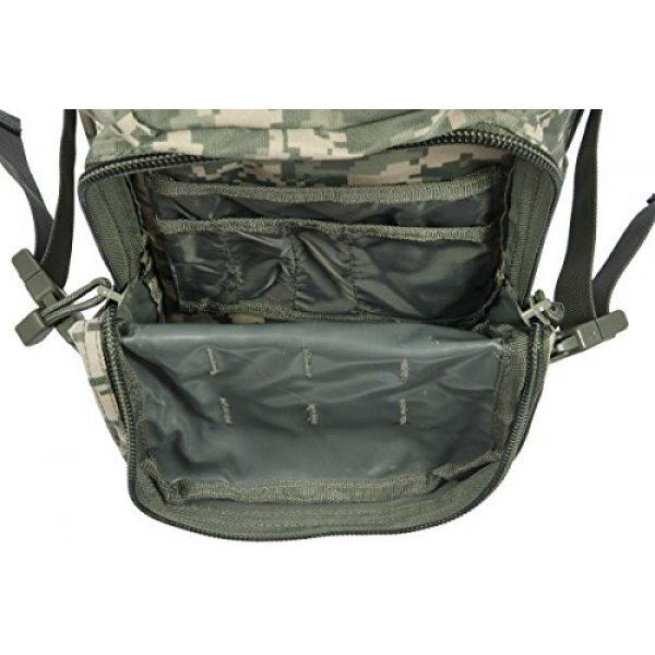 Mil-Tec Tactical Backpack 7 Mil-Tec Military Army Patrol Molle Assault Pack Tactical Combat Rucksack Backpack Bag 20L ACU Digital Camo