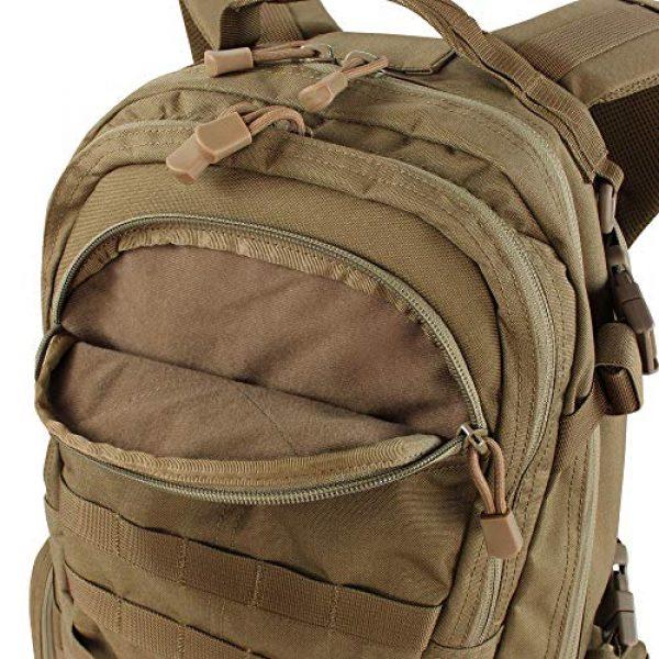 Condor Tactical Backpack 3 Condor Elite Tactical Titan Assualt Pack 111073-027 Slate