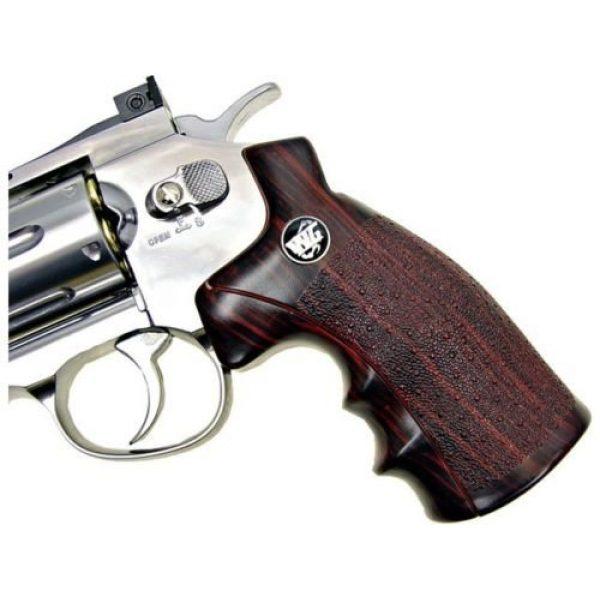 WG Airsoft Pistol 7 WG co2 powered air soft gun full metal revolver airsoft pistol gun 380 fps new(Airsoft Gun)