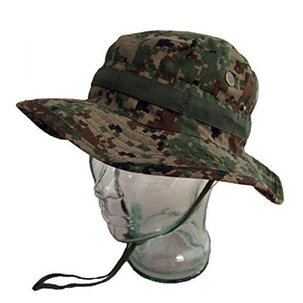 DLP Tactical Tactical Hat 1 DLP Tactical Camo Boonie Hat
