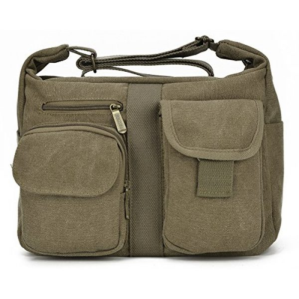 enknight Tactical Backpack 1 ENKNIGHT Women Shoulder Bags Casual Handbag Travel Canvas Bag Messenger Sling Bag