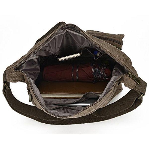 enknight Tactical Backpack 6 ENKNIGHT Women Shoulder Bags Casual Handbag Travel Canvas Bag Messenger Sling Bag