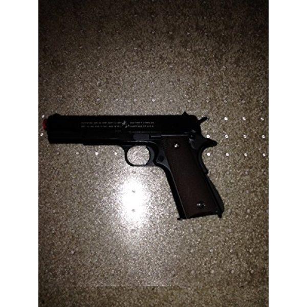 Prima USA Airsoft Pistol 1 KJW model-609191 tokyo marui m1911 co2 blowback full metal bcgbb-609-co(Airsoft Gun)