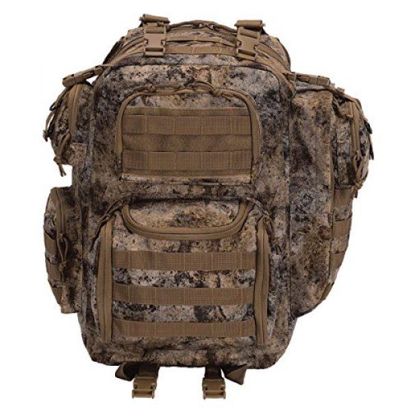 VooDoo Tactical Tactical Backpack 1 VooDoo Tactical 15-9032 Matrix MOLLE Assault Pack, Camo