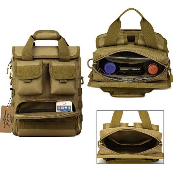 ArcEnCiel Tactical Backpack 5 ArcEnCiel Tactical Messenger Bag Men Military MOLLE Sling Shoulder Pack Briefcase Assault Gear Handbags Utility Carry Satchel