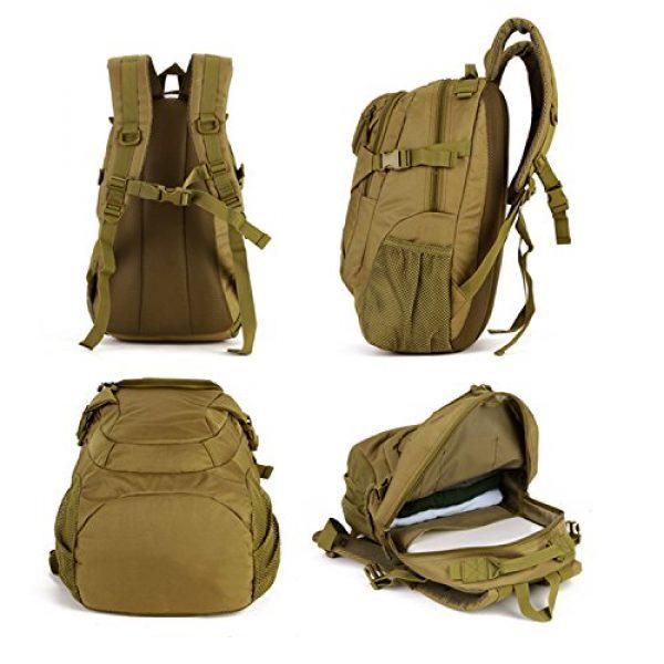 Huntvp Tactical Backpack 4 Huntvp 25L Tactical Backpack Rucksack WR Tactical Assault Pack Military Bag