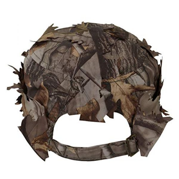 FALETO Tactical Hat 3 FALETO Hunting Hat 3D Leaves Camo Cap Outdoor