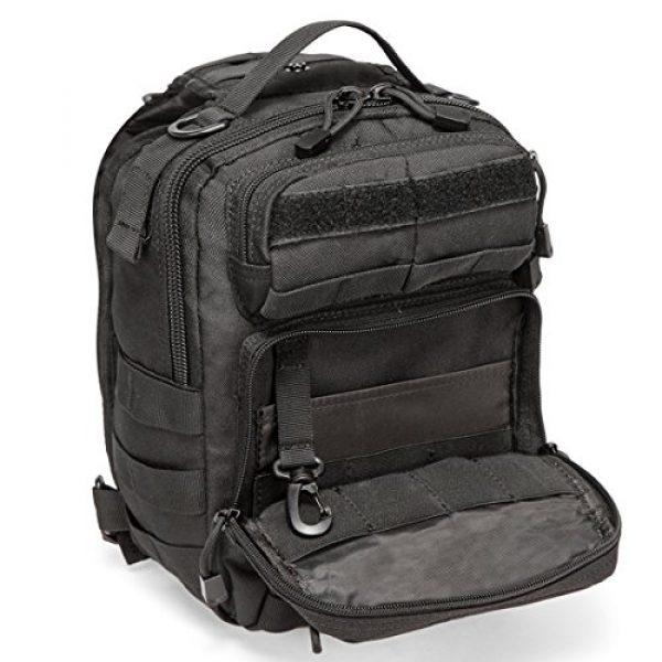 CRAZY ANTS Tactical Backpack 7 Crazy Ants Tactical Sling Bag Rover Molle Pack Shoulder Sling Backpack for Man