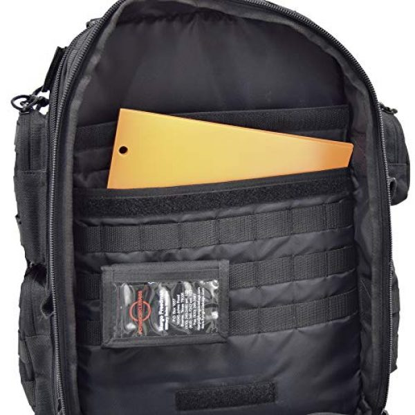 Flying Circle Tactical Backpack 5 Flying Circle Brazos Tactical Backpack