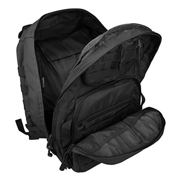 G4Free Tactical Backpack 5 G4Free Tactical Molly Army Backpack Assault Rucksack Bug Out Bag 40L