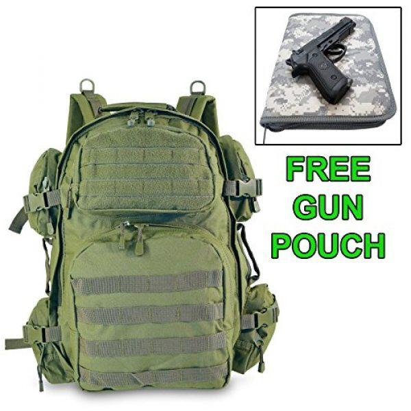 Explorer Tactical Backpack 5 Explorer U.S. Military Level 3 Tactical Backpack, Medium