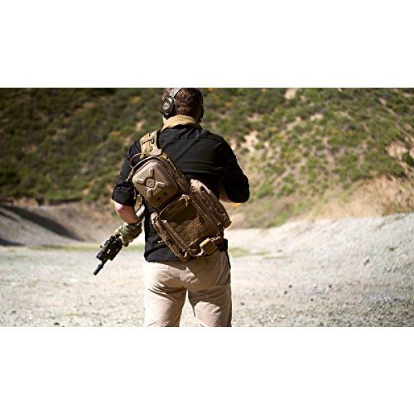 HAZARD 4 Tactical Backpack 3 Rocket(TM) '17 Urban Sling Pack by Hazard 4(R)